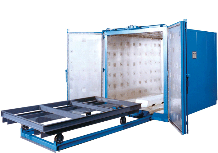 Burn Off, Batch, Cure & Continuous Ovens | Finishing Systems